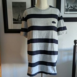 Lacoste Striped Shirt Size Small